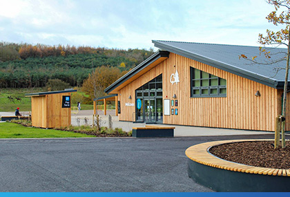 CASE STUDY – DELAMERE FOREST VISITOR CENTRE